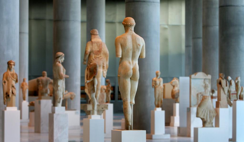 Aύξηση των επισκεπτών στα μουσεία   Pagenews.gr