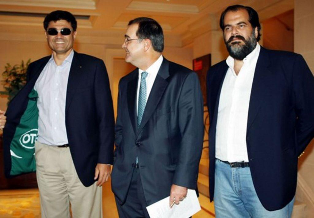 Αποκάλυψη! Γιατί με Τζίγγερ, Βγενόπουλο δεν έγινε το γήπεδο | Pagenews.gr
