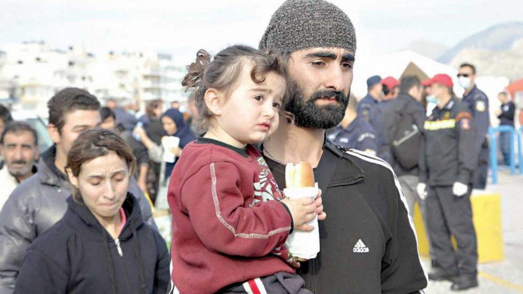 »Προειδοποιητικές βολές» της Τουρκίας, με 193 πρόσφυγες   Pagenews.gr