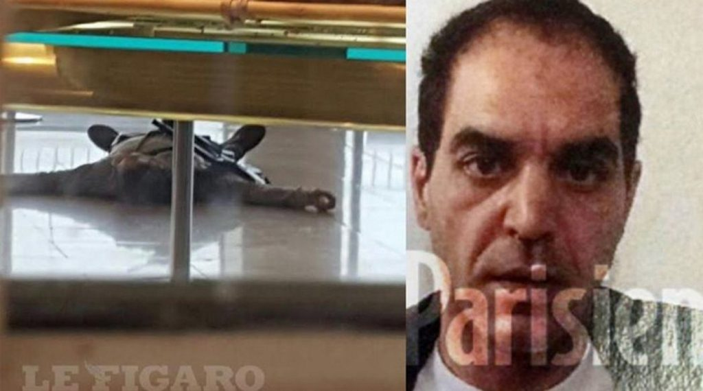 «Είμαι εδώ για να πεθάνω για τον Αλλάχ», φώναζε ο δράστης του Ορλί | Pagenews.gr