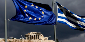 Guardian: Το σκίτσο για το «τέλος» των μνημονίων   Pagenews.gr