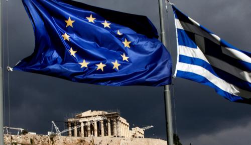 Guardian: Το σκίτσο για το «τέλος» των μνημονίων | Pagenews.gr