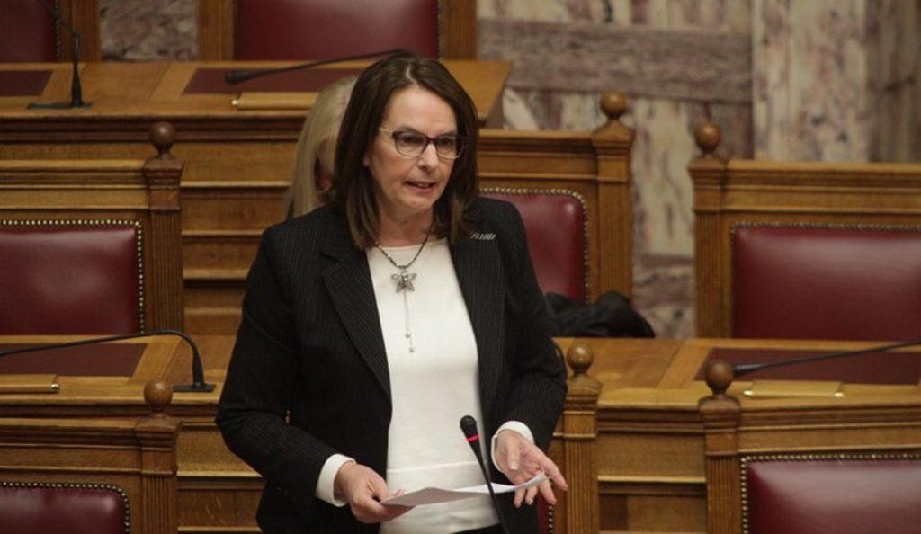 Κατερίνα Παπανάτσιου: Μέχρι το τέλος του 2018 θα έχει οριστικοποιηθεί η χάραξη του αιγιαλού | Pagenews.gr