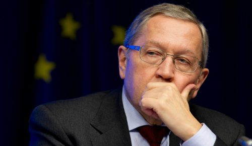 Ρέγκλινγκ: Θα παγώσουμε τα μέτρα για το χρέος, εάν δεν τηρηθούν τα συμφωνηθέντα | Pagenews.gr