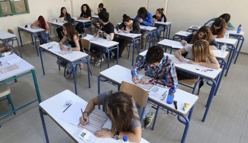 Πανελλαδικές εξετάσεις: Ξεκινούν αύριο για τα ΕΠΑΛ και την Παρασκευή για τα ΓΕΛ | Pagenews.gr