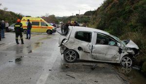 Τα τροχαία ατυχήματα που σημειώθηκαν κατά την εορταστική περίοδο | Pagenews.gr