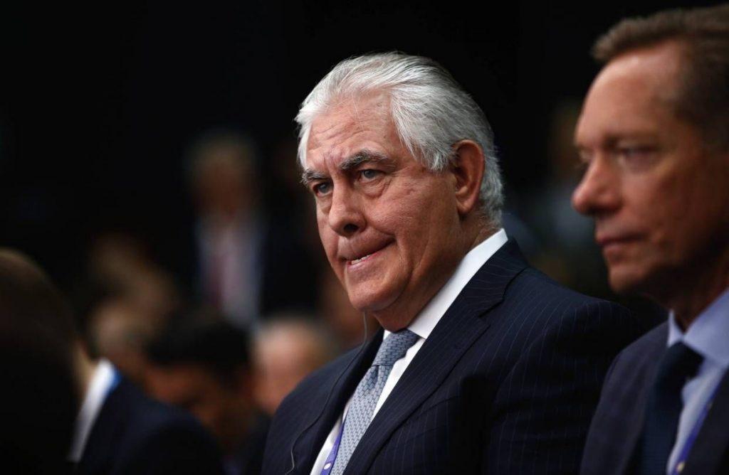 Ρεξ Τίλερσον: Ο  Ντόναλντ Τραμπ δεν θα αποσύρει τις ΗΠΑ από τη συμφωνία για τα πυρηνικά | Pagenews.gr
