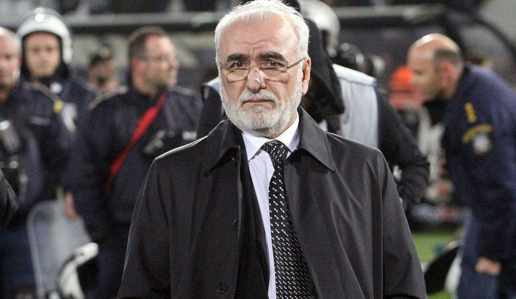 Ξεκούραση για λόγους υγείας για τον Ιβάν Σαββίδη | Pagenews.gr