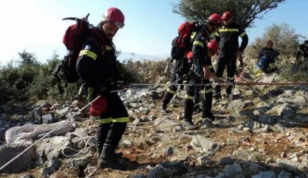Κρήτη: Γυναίκα τραυματίστηκε σε φαράγγι – Επιχείρηση για τον εντοπισμό της | Pagenews.gr