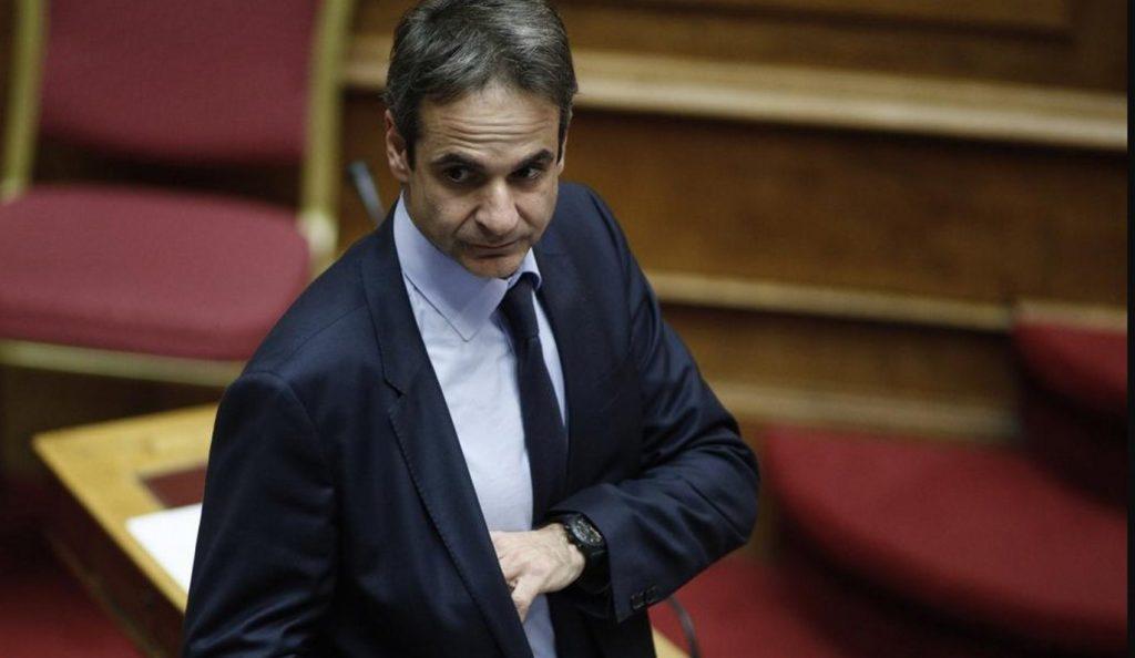 Μητσοτάκης: Εξουσιομανής και αμοραλιστής ο Τσίπρας | Pagenews.gr
