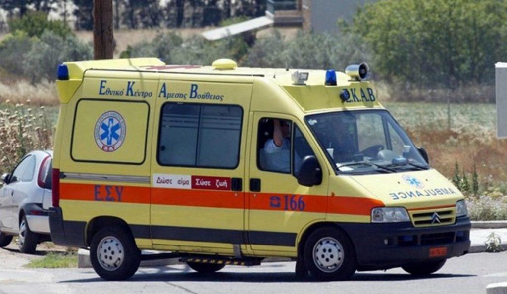 Θανάσιμος τραυματισμός αγρότη – Τον καταπλάκωσε το τρακτέρ του | Pagenews.gr