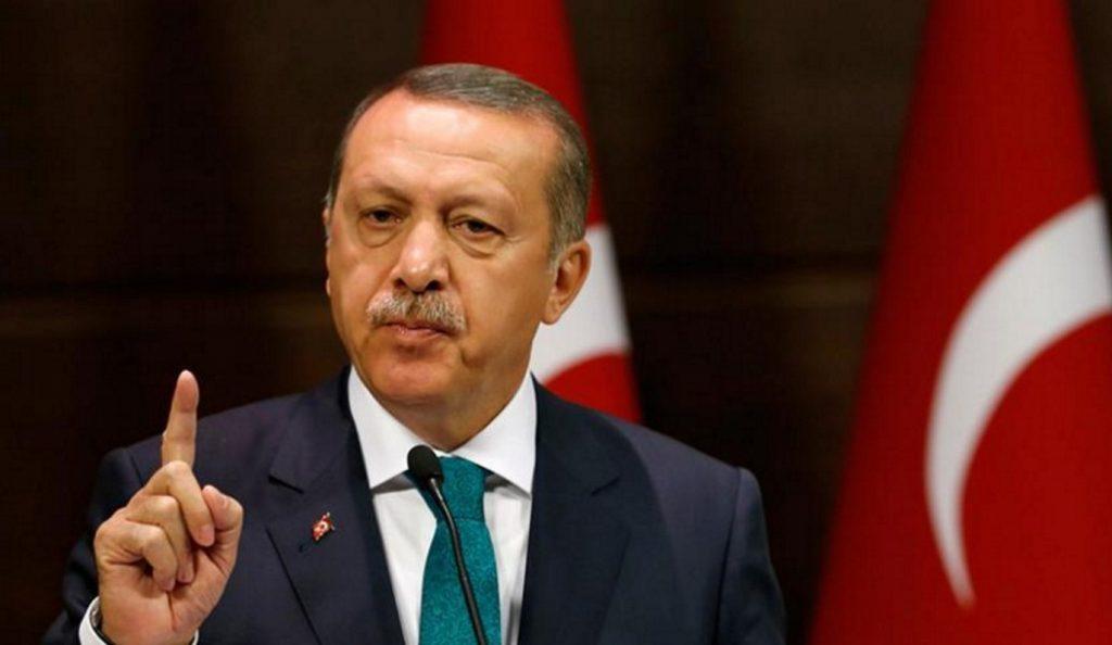 Ταγίπ Ερντογάν: Δεν δεχόμαστε χρονικούς περιορισμούς για την επιχείρηση στη Συρία | Pagenews.gr