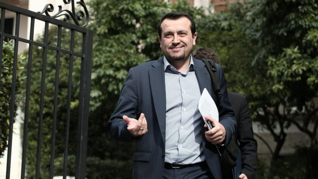 Συνάντηση Παππά με τον αρμόδιο για θέματα Ενιαίας Ψηφιακής Αγοράς   Pagenews.gr