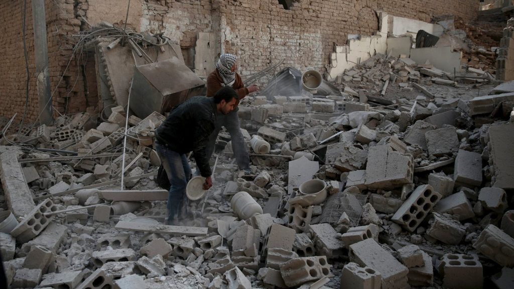Συρία: Εννιά άμαχοι, ανάμεσα τους και παιδιά | Pagenews.gr