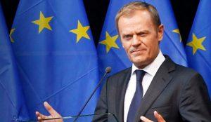 Τουσκ: Αγώνας μετ' εμποδίων η ενταξιακή πορεία της Αλβανίας στην ΕΕ | Pagenews.gr