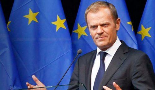 Τουσκ: Ίσως χρειαστεί μια έκτακτη σύνοδος κορυφής για το Brexit | Pagenews.gr