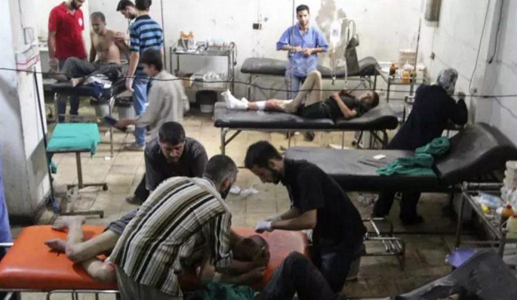 Συρία: Τουλάχιστον 30 άμαχοι σκοτώθηκαν σε αεροπορικές επιδρομές   Pagenews.gr