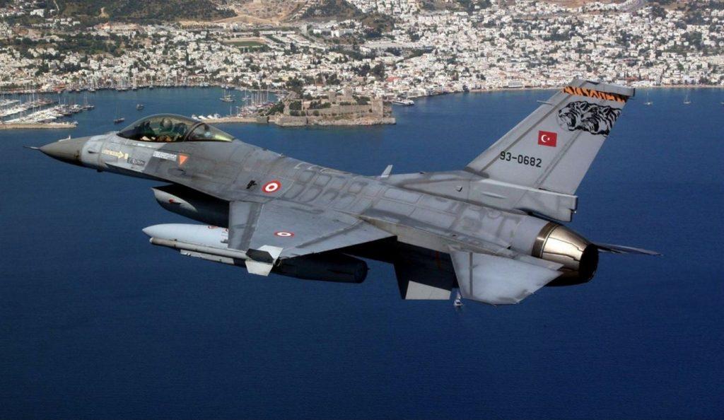 Συνεχίζονται οι τουρκικές παραβιάσεις στο Αιγαίο | Pagenews.gr