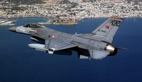 Παραβιάσεις στο Αιγαίο από τουρκικά μαχητικά   Pagenews.gr