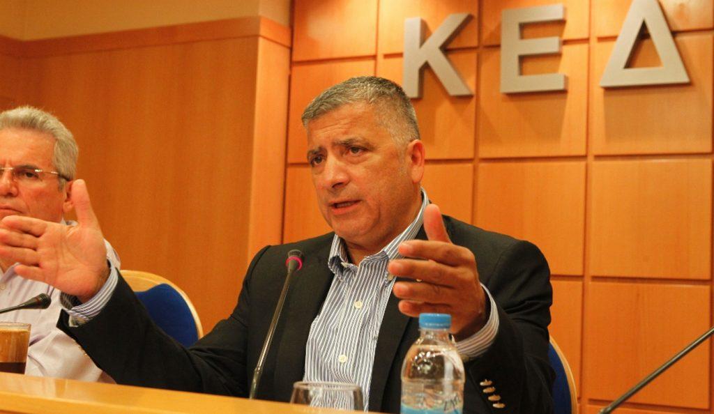 Πατούλης: Μόνιμη και σταθερή δουλειά για όλους τους εργαζόμενους στους Δήμους | Pagenews.gr