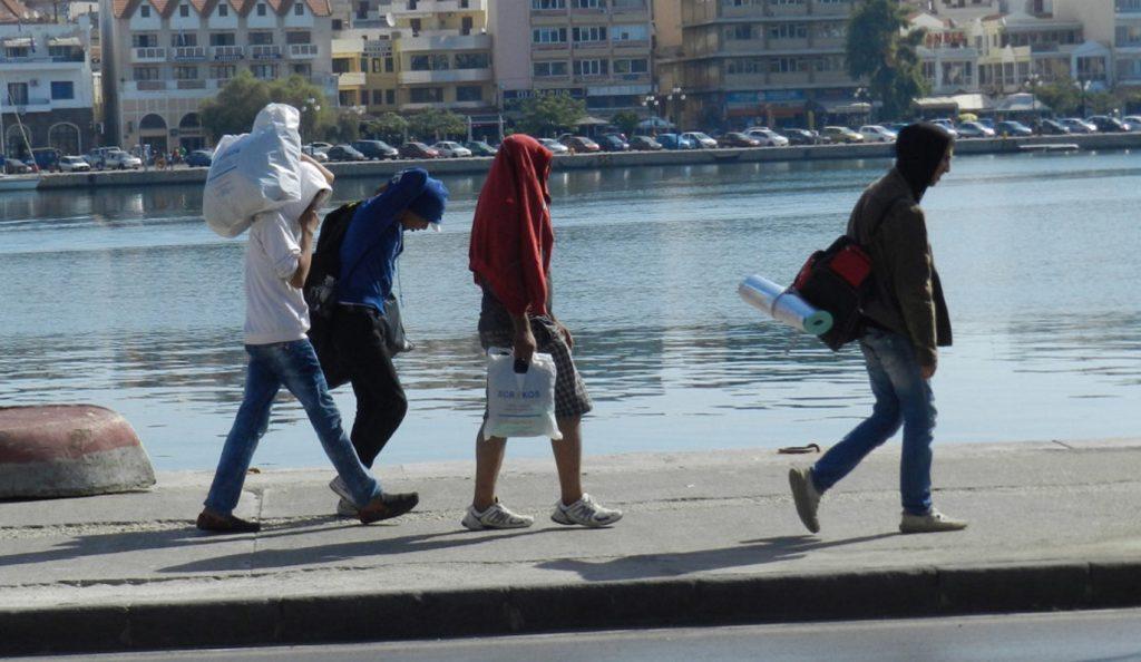 Μυτιλήνη: Αναχώρησαν σήμερα άλλοι 265 πρόσφυγες και μετανάστες   Pagenews.gr