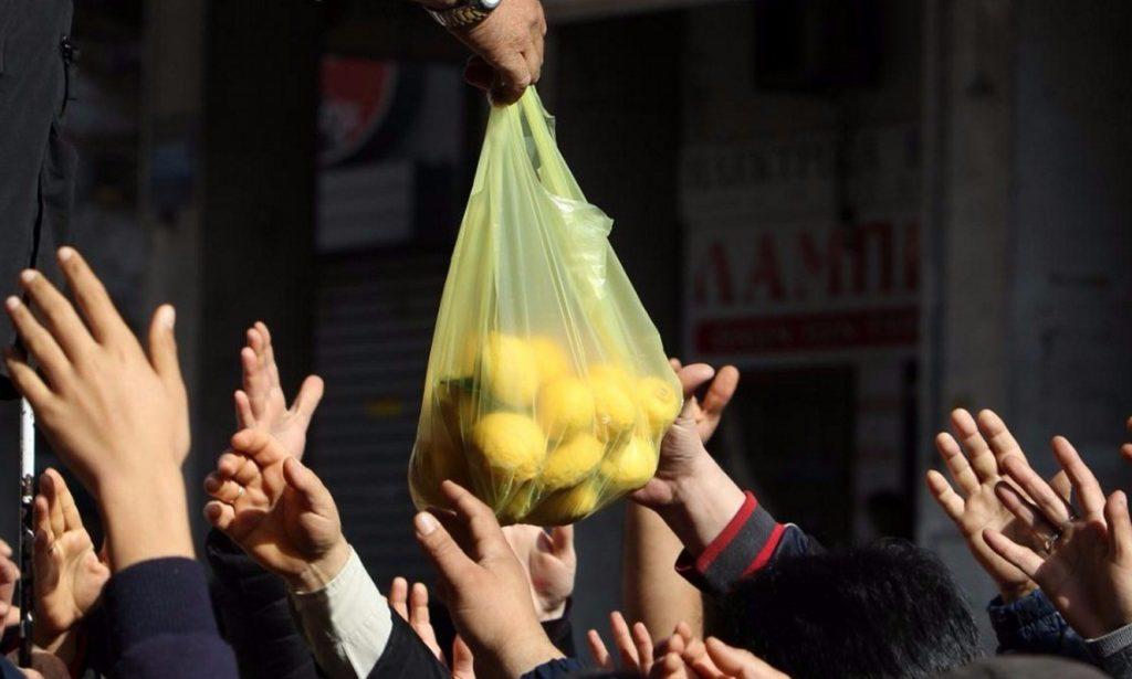 Διανομή νωπών προϊόντων στη Θεσσαλονίκη   Pagenews.gr