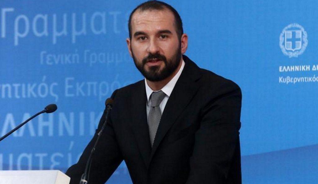 Τζανακόπουλος προς Ν.Δ.: Μήπως να πηγαίνατε να συμπαρασταθείτε στο ΔΝΤ;   Pagenews.gr
