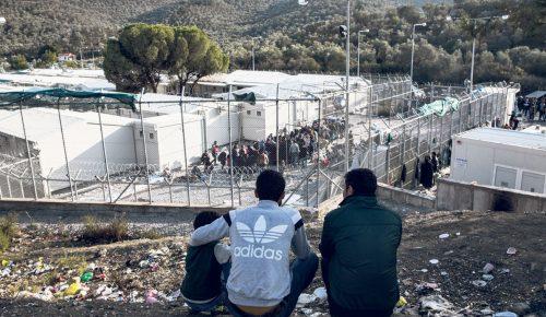 DW: Απεργία πείνας στην κόλαση της Μόριας   Pagenews.gr