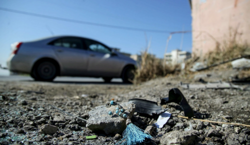 Καραμπόλα στη Θεσσαλονίκη – Δώδεκα αυτοκίνητα συγκρούστηκαν πάνω σε γέφυρα | Pagenews.gr