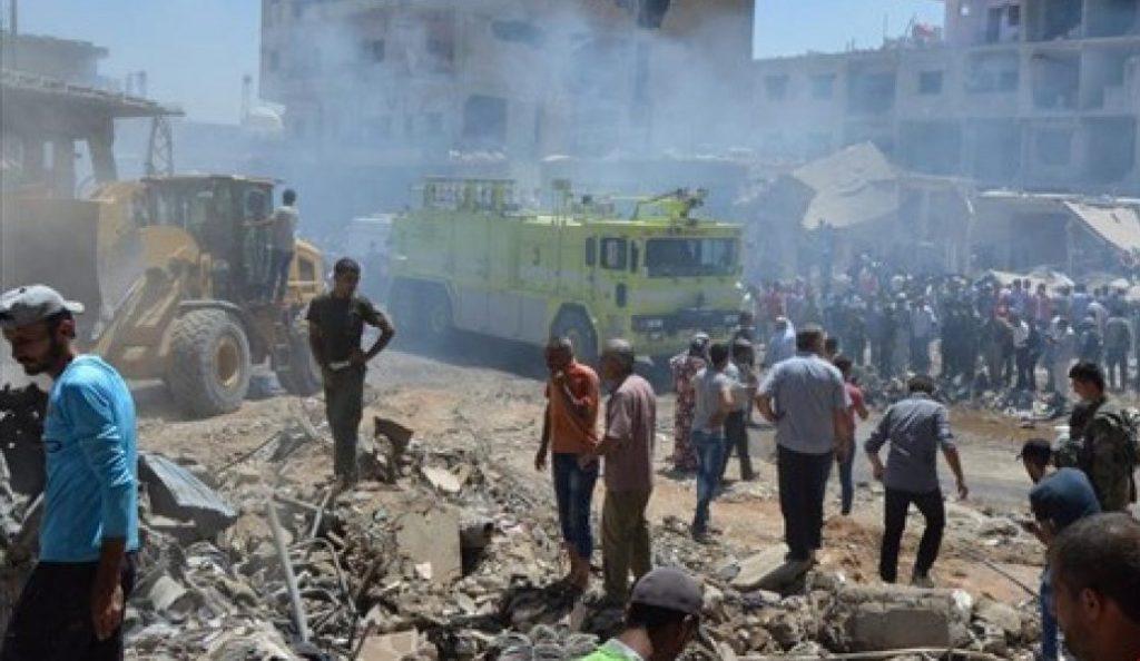 Συρία: Τουλάχιστον 21 άμαχοι νεκροί σε αεροπορικές επιδρομές | Pagenews.gr