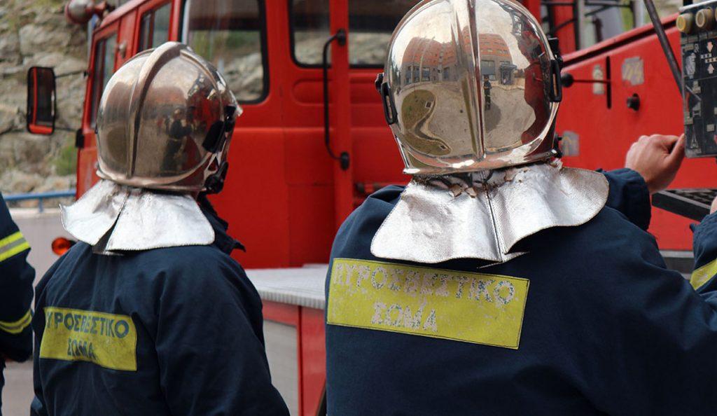Πιερία: Διασώθηκαν οι 4 άνδρες που είχαν εγκλωβιστεί (vid) | Pagenews.gr