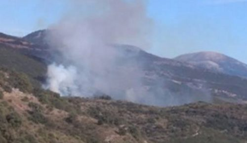 Φωτιά τώρα στην Κρήτη   Pagenews.gr