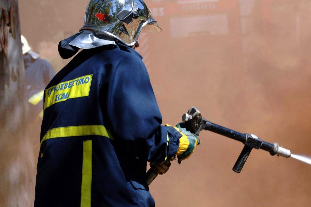 Φωτιά τώρα σε διαμέρισμα στο Χαλάνδρι | Pagenews.gr