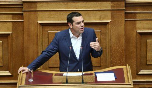 Αλέξης Τσίπρας: Το δικό μας μέλλον δεν είναι ο φασισμός | Pagenews.gr
