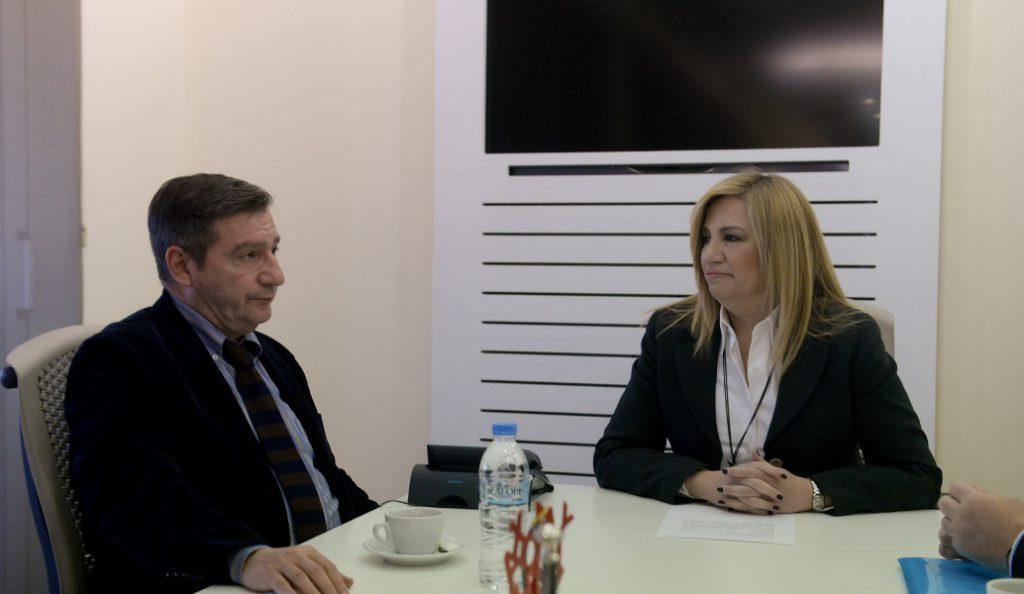 Γιώργος Καμίνης σε Φώφη Γεννηματά: Συγχαρητήρια, να πάμε ενωτικά | Pagenews.gr