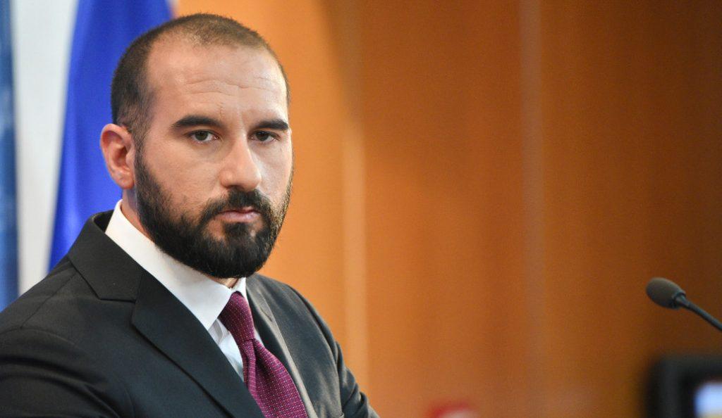 Δημήτρης Τζανακόπουλος: Η εισβολή του ΠΑΜΕ στο υπουργείο Εργασίας θυμίζει θεατρική παράσταση | Pagenews.gr