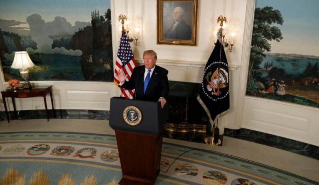 Ντόναλντ Τραμπ: Χάσιμο χρόνου οποιοδήποτε σχέδιο για τη μετανάστευση χωρίς τείχος | Pagenews.gr