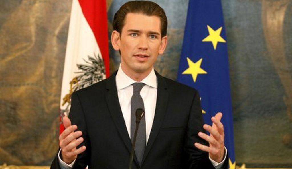 Χαιρετίζει τη συμφωνία των Πρεσπών ο Αυστριακός καγκελάριος Κουρτς | Pagenews.gr