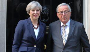 Γιούνκερ για Brexit: Αυτή είναι η καλύτερη δυνατή συμφωνία | Pagenews.gr