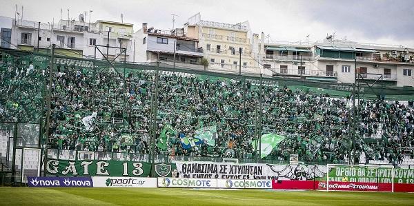 Παναθηναϊκός: Χωρίς οπαδούς στα Γιάννενα | Pagenews.gr