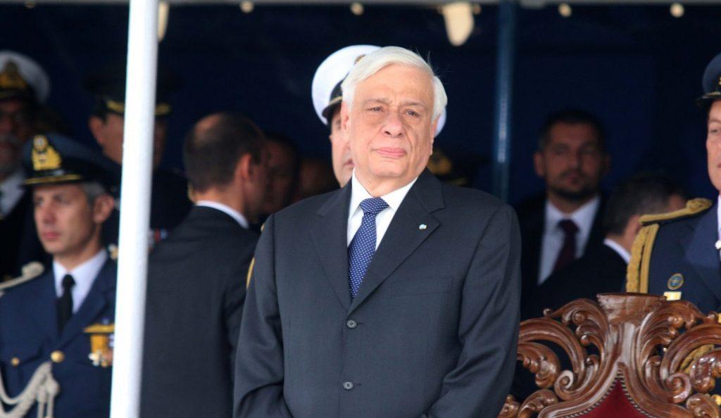 Αυστηρό μήνυμα Παυλόπουλου στις τουρκικές προκλήσεις: Καμία γκρίζα ζώνη   Pagenews.gr