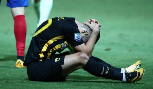 ΑΕΚ: Πήρε εξιτήριο ο Μάνταλος | Pagenews.gr