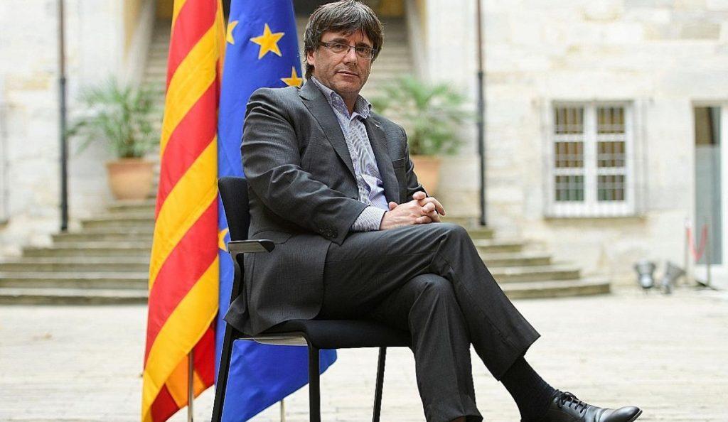 Γερμανία: Συνελήφθη ο πρώην πρόεδρος της Καταλονίας, Κάρλες Πουτζντεμόν | Pagenews.gr