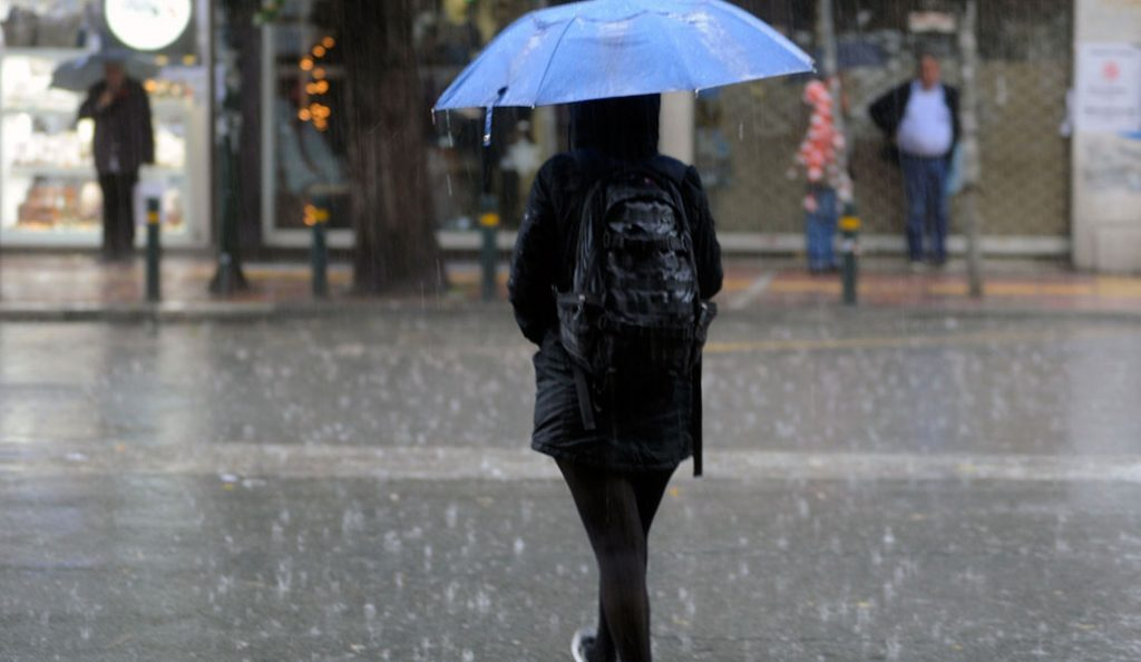 Καιρός: Βροχερός σήμερα Κυριακή – Που θα σημειωθούν καταιγίδες | Pagenews.gr