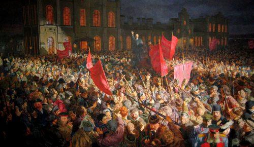 100 χρόνια από την Οκτωβριανή επανάσταση   Pagenews.gr