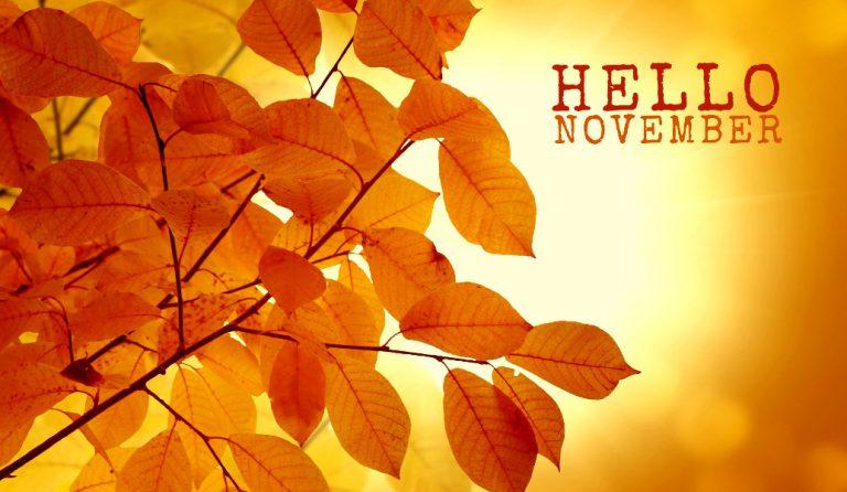 Καλό μήνα: Ήρθε ο Νοέμβριος, ο τελευταίος μήνας του Φθινοπώρου – Τα ορόσημά του | Pagenews.gr