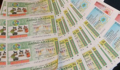 To Λαϊκό Λαχείο μοίρασε περισσότερα από 7.300.000 ευρώ τον Ιούνιο | Pagenews.gr