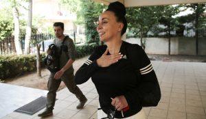 Ελεύθερη η Βίκυ Σταμάτη για το «χρυσό» ασφαλιστικό συμβόλαιο | Pagenews.gr