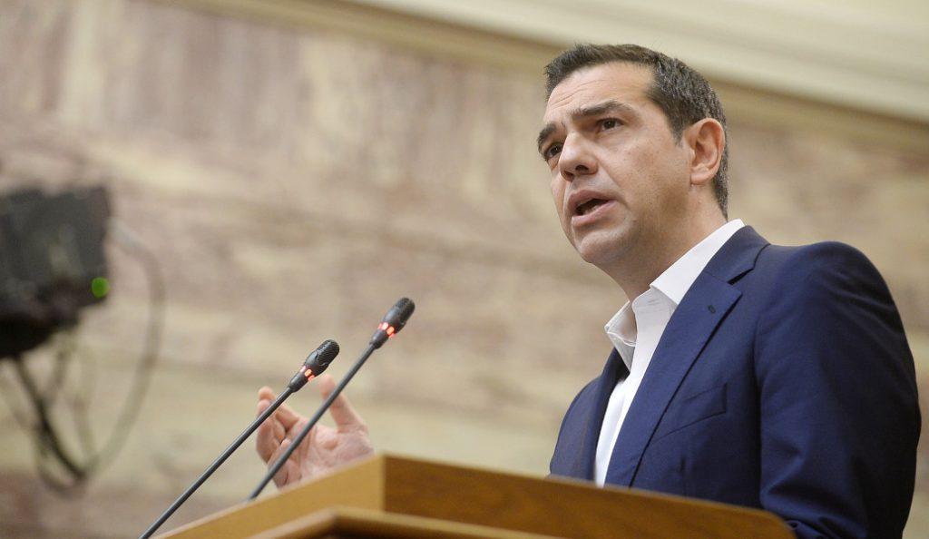 Αλέξης Τσίπρας: Η εξέγερση του Νοέμβρη εξακολουθεί να εγείρει συνειδήσεις | Pagenews.gr