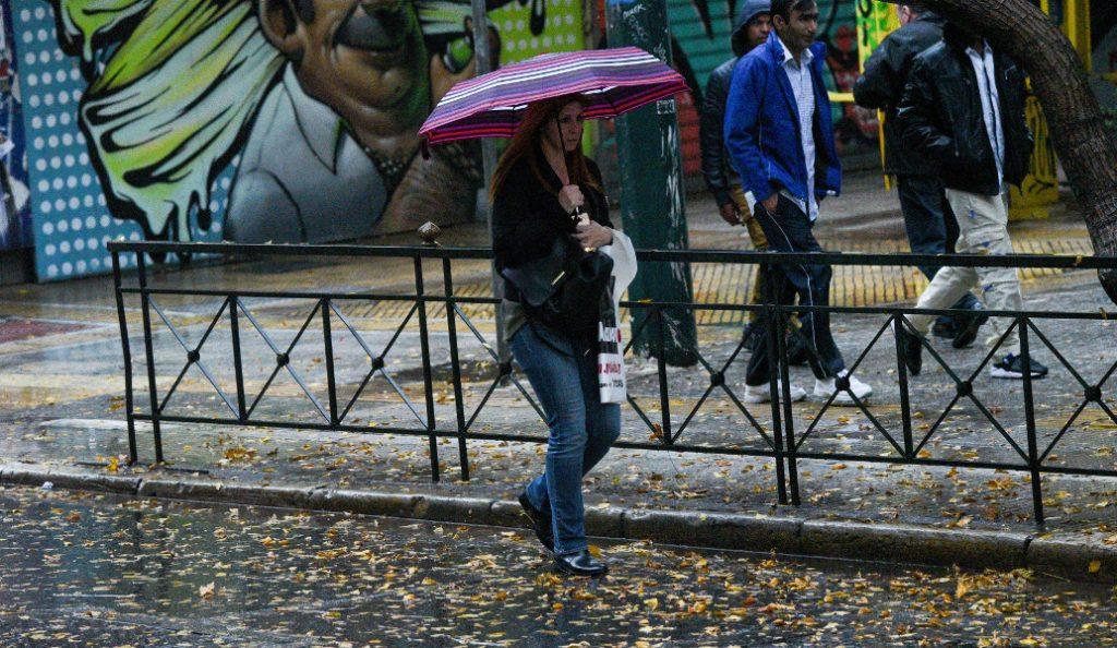 Καιρός: Έρχονται βροχές και καταιγίδες από την Τετάρτη   Pagenews.gr